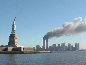 Where I was on September 11, 2001